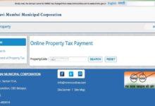 NMMC Property Tax