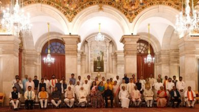 List Of Indian Ministers 2021