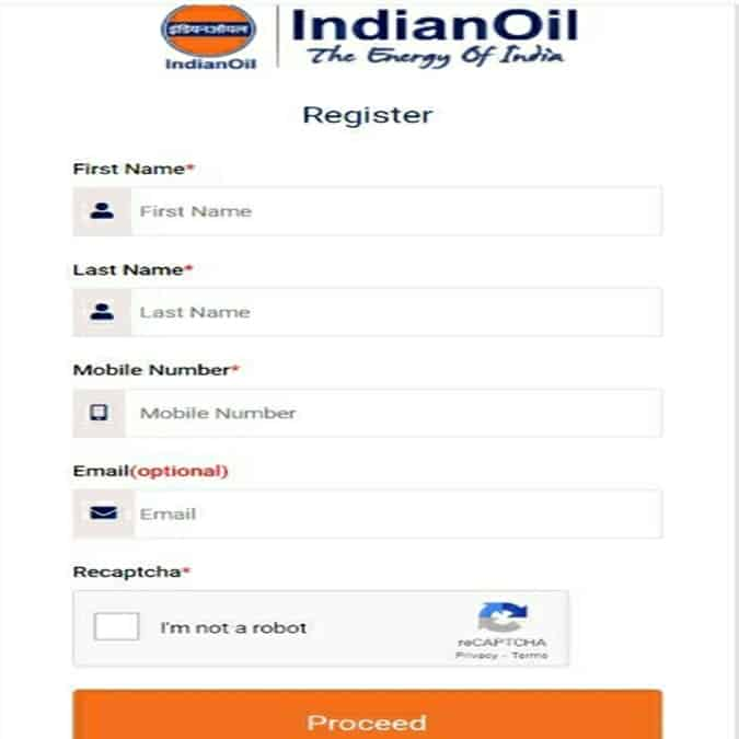ndane gas online booking registration